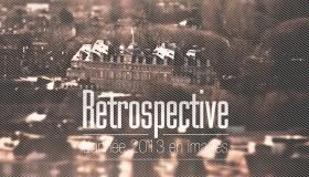 Rétrospective : l'année 2013 en images
